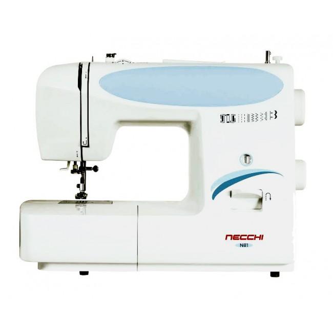 Necchi n 81 cuciroma macchine da cucire e accessori for Trony macchine da cucire