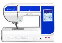 elna electronic cuciroma macchine da cucire e