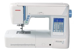 janome s5
