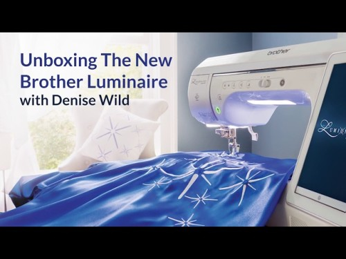 Brother Innov-is Luminaire XP 1