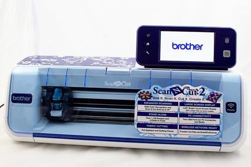 Brother ScanNCut CM900 Macchina per Taglio