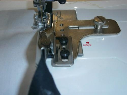 Bordatore applicazione sbiego semplice mm.25