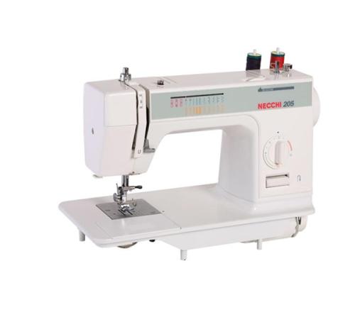 Necchi 205 base piana cuciroma macchine da cucire e for Base macchina da cucire singer