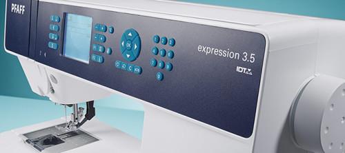 Pfaff Expression 3.5