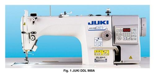 Juki DDL 900A-S