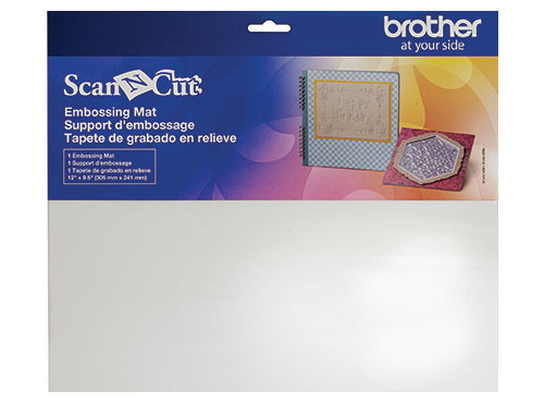 Supporto embossing per Brother Scanncut Art. CAEBSMAT1