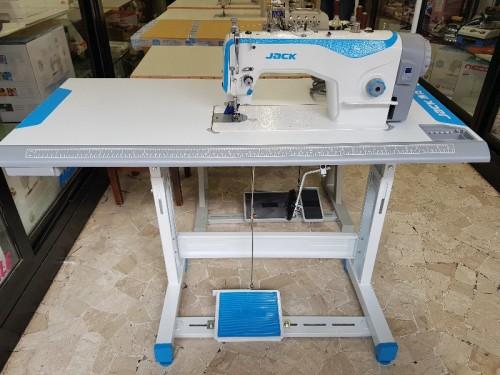 Macchina per cucire industriale jack cuciroma macchine for Tavolo macchina da cucire singer