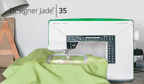 Husqvarna Viking designer Jade 35